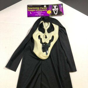 Other - VTG Fearsome Faces Glow In The Dark Scream Mask